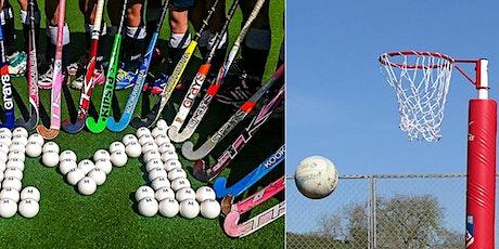 OM Hockey & Netball tickets