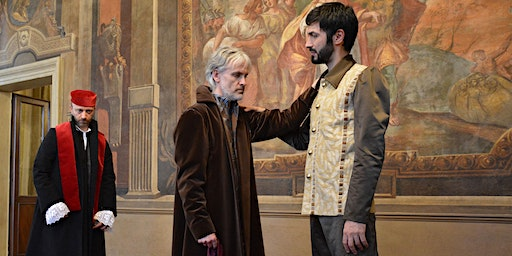 Teatro Quotidiano -Il Mercante di Venezia - The Merchant of Venice