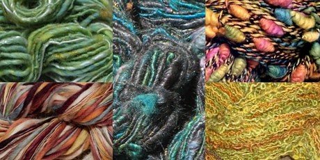 Spin novelty yarns with Karen Alpert  tickets