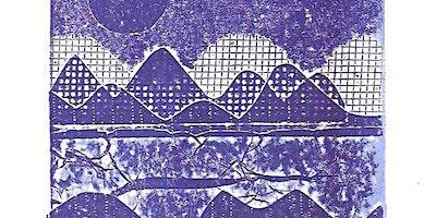 Print Making Taster : Collograph