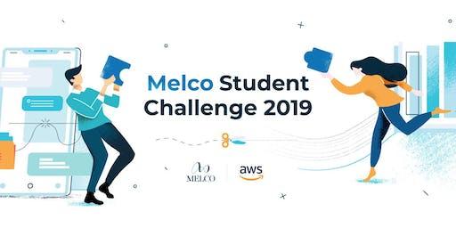 Melco & AWS Student Challenge 2019