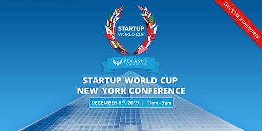 Startup World Cup New York Conference