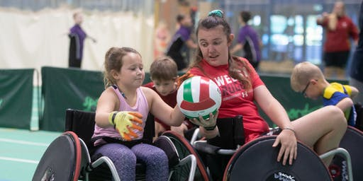 UK Disability Inclusion Training (Coaches & Volunteers)