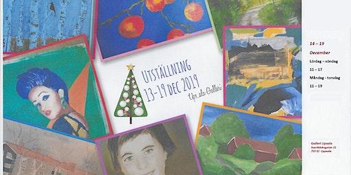 BILDVÄRKSTAN - Grupputställning 14-19 december 2019 på Galleri Upsala