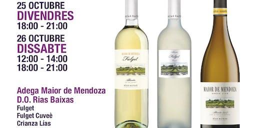 Degustación de Vinos Adega Maior de Mendoza