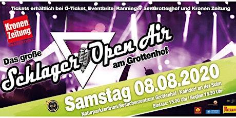 Das große Schlager Open Air tickets