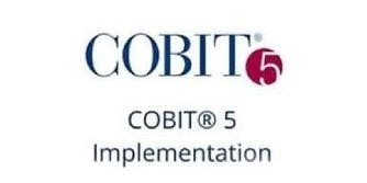 COBIT 5 Implementation 3 Days Virtual Live Training in Cape Town