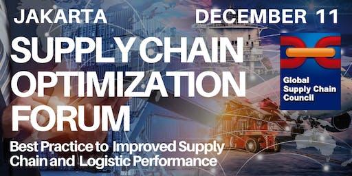 Supply Chain Optimization Forum (Jakarta)