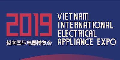Vietnam International Electrical Appliance Expo 2019