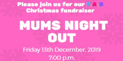FAB Christmas Fundraiser and Mums Night Out 2019