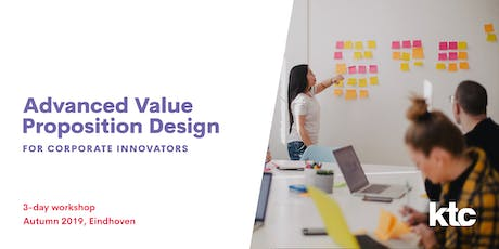 Advanced Value Proposition Design - for Corporate Innovators tickets