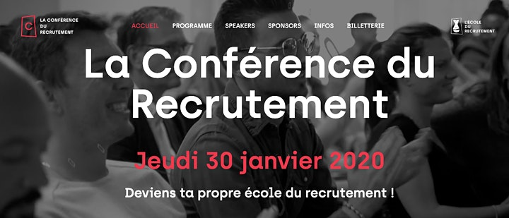 Image pour La Conférence Du Recrutement