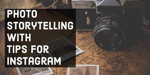 Special Programme For Youths: Photo-Storytelling with Tips for Instagram