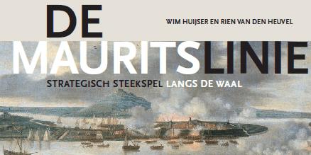 Netwerk Onze Waal - boekpresentatie Mauritslinie