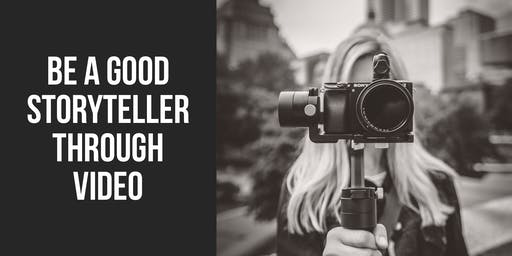 Special Programme For Youths - Be a Good Storyteller Through Video