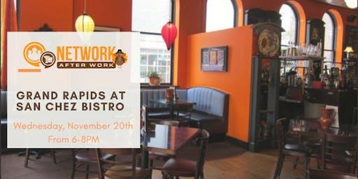Network After Work Grand Rapids at San Chez Bistro
