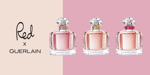 'The Power of Fragrance' with Red and Guerlain