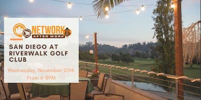 Network After Work San Diego at Riverwalk Golf Club
