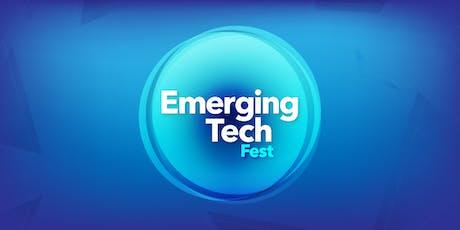 Emerging Tech Fest 2020 tickets