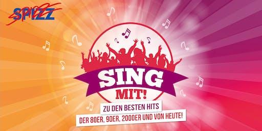 SING MIT! im SPIZZ Leipzig w/ DJ MARC BASH