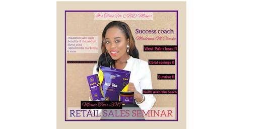 Launch your Tlc CBD business 3 Day seminar 2019.