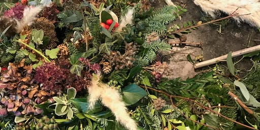 The Foraged Wreath Workshop with Emma Aspinall