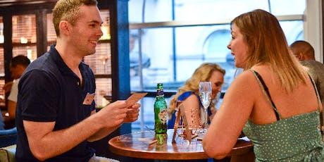 Glasgow Speed dating | Age range 24-38 (37988) tickets