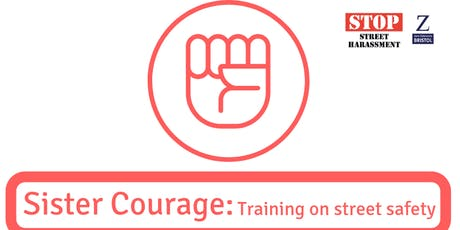 Sister Courage: Training on Street Safety tickets