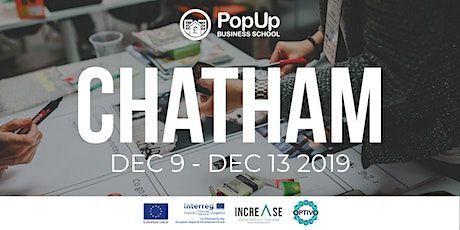 Chatham - PopUp Business School | Making Money From Your Passion tickets