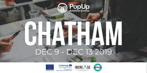 Chatham - PopUp Business School | Making Money From Your Passion