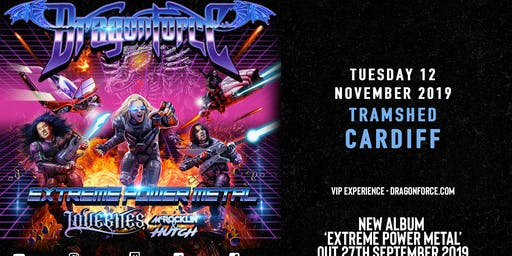 Dragonforce (Tramshed, Cardiff)