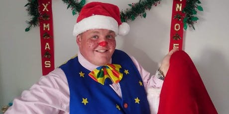 Festive Afternoon Tea with Mr Tumble Liverpool tickets