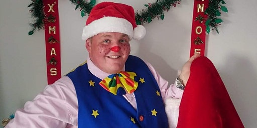 Festive Afternoon Tea with Mr Tumble Liverpool