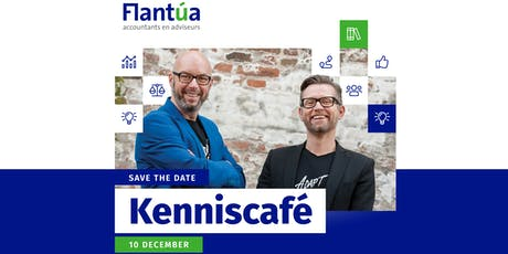 Flantúa Kenniscafé #3: Wake-up Call - Fountainheads tickets
