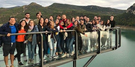Madrileños (y no madrileños) en Barcelona