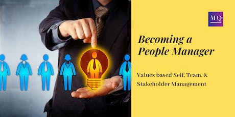 Becoming a People Manager tickets