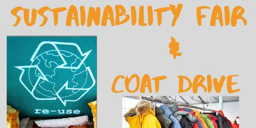 Sustainability Fair and Coat Drive