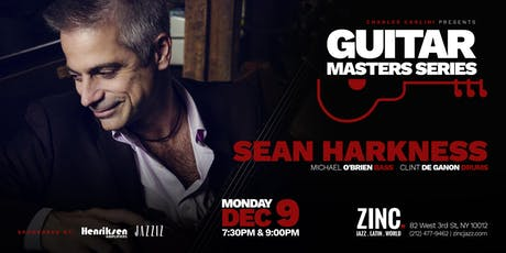 Guitar Masters Series: Sean Harkness tickets