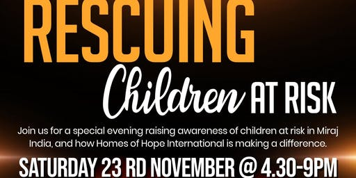 Fund Raiser for Children at Risk