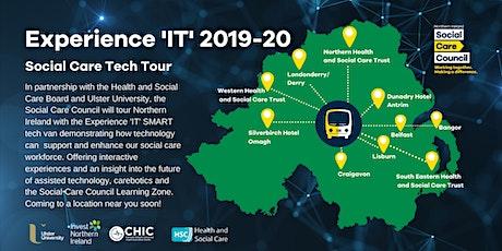 Experience IT - Social Care Tech Tour [ Manor House Hotel, Enniskillen] tickets