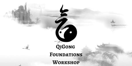 QiGong Foundations workshop - December tickets