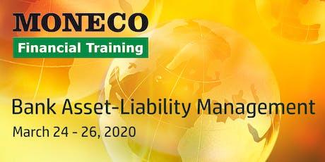 Bank Asset-Liability Management tickets