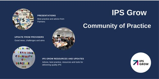 IPS Community of Practice in the North West