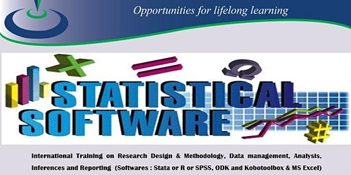 Training on Research Design Data management Analysis Inferences & Reporting