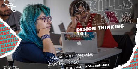 Design Thinking 101 (Part of the Big Idea Competition Event Series) tickets
