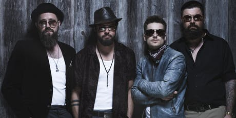 Django 3000 - Gypsy Sommer - Musiksommer Dachau Tickets
