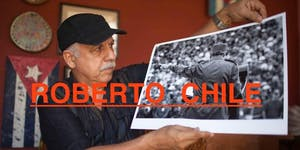 An evening with photographer Roberto Chile