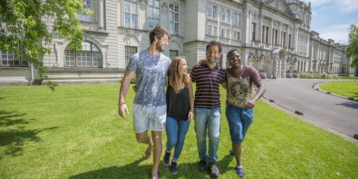 Cardiff University Guided Campus visits for individual students