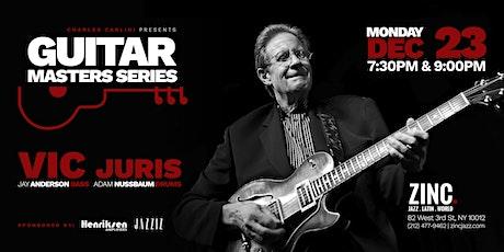 Guitar Masters Series: Vic Juris tickets