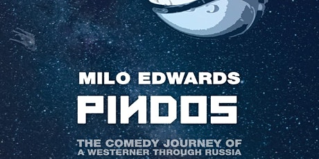 Milo Edwards: Pindos (English Stand-Up in Stockholm) tickets